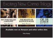 Mike Healey's Crime Fiction