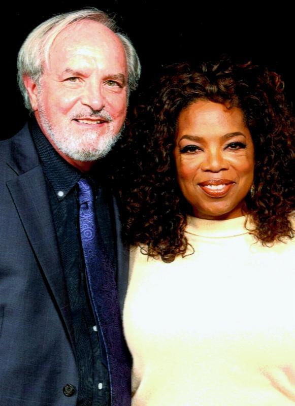 Thomas Moore and Oprah Winfrey 2015