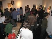 Thursday night group artshows!
