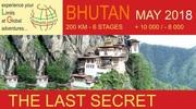 6th GlobalLimits Bhutan - The Last Secret -