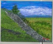 stoney wall