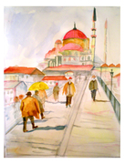 Istanbul Study 111, 2008