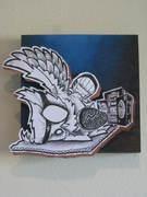 #4 of 4 : POWER MOVE OWL**SENSEI 23**.2009