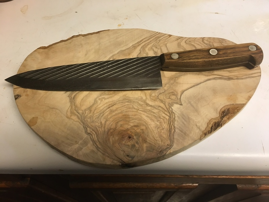 Hand Forged CASE