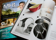 Modern Home + Living Magazine Feature