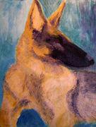 Sirius Portrait Painting