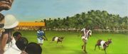 "Tobago Series ""Goat race"""