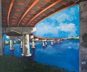 Casco Bay Bridge #3