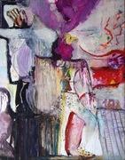 Arlequino l'Egyptien, 2010, oil on canvas, 146x114cm