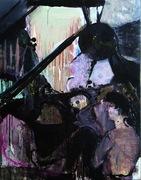 In my solitude, 2010, oil on canvas, 146x114cm. - copie