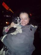 Wee dog & Janey 08