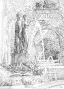 Fountain, Grand Army Plaza, Brooklyn