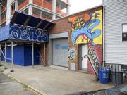 Poster Boy: The War of Art at 17 Frost Street
