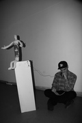 Antagonist art show in Lisbon