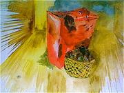 basket by the bin