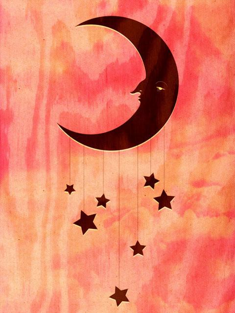 Chocolate Hazelnut Moon
