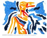 "paint on ""forex/canvas"" daniele casaburi 2011"