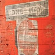 ONE WAY, Brooklyn serie, Marc Gosselin