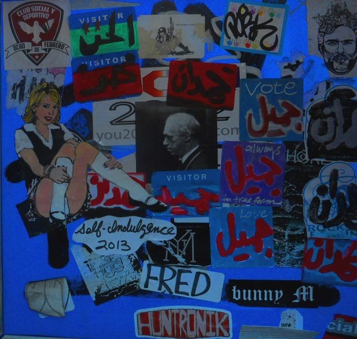 Sticker Blitz 2013