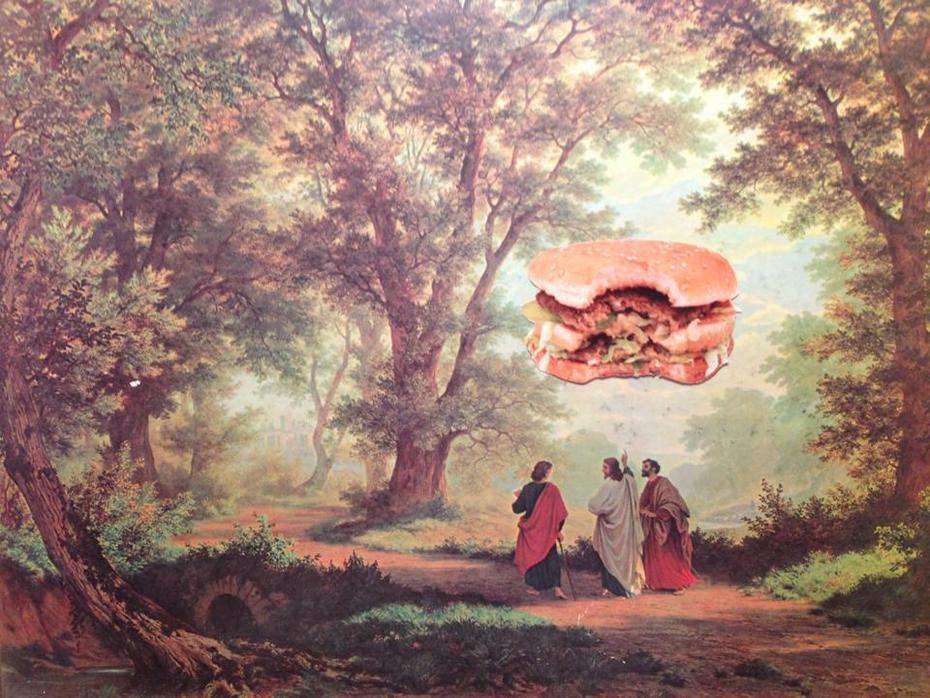 The Holy Burger of McHeaven