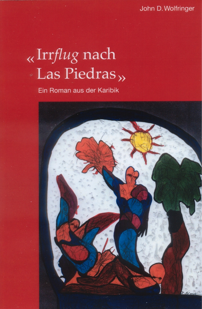 Las Piedras  Book cover illustrated by Darrell Black
