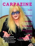 Carpazine November/December. Carpazine Underground Art Magazine
