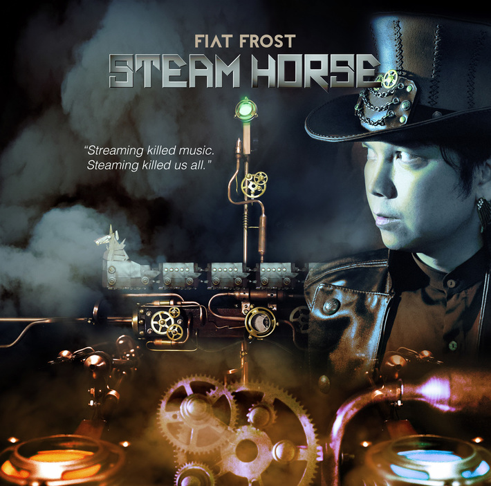 Steam Horse # Poster 02