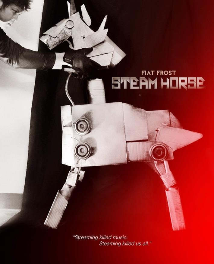 Steam Horse # Poster 01