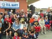 Veteran's Day San Francisco/Bay area/Petaluma CA. 11 Nov 2017, parade starts 1 pm (13:00 hrs)