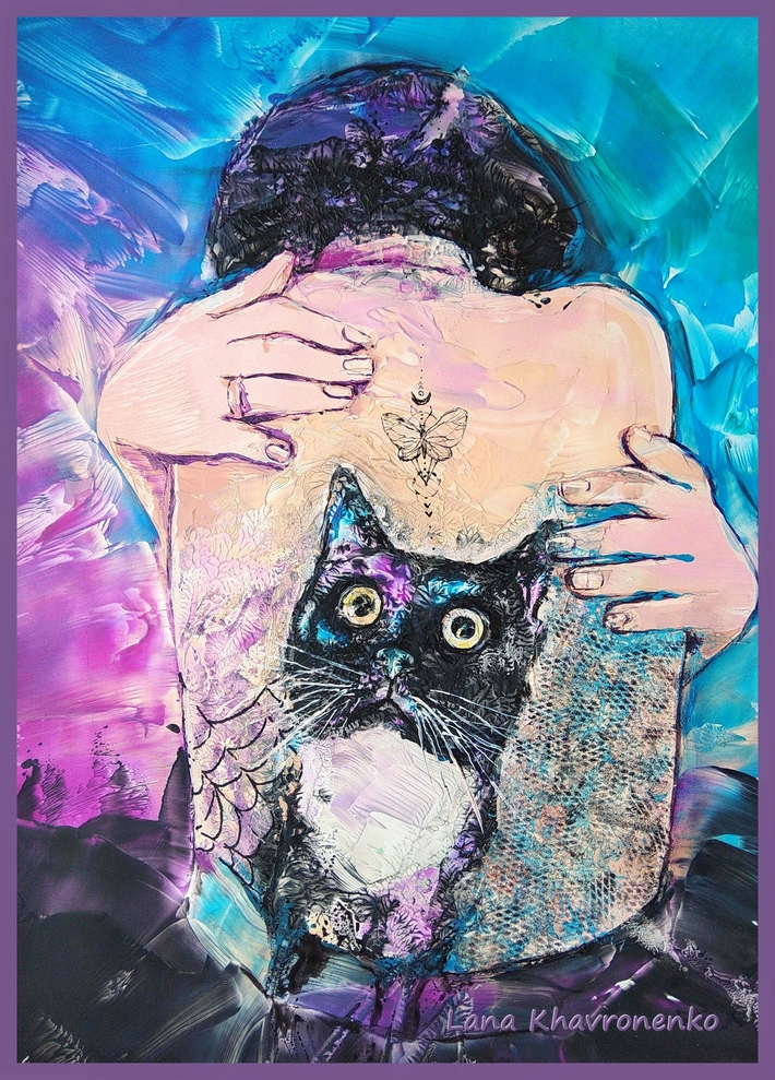 My inner cat