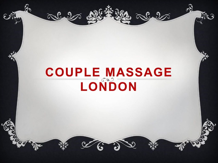 Choose Asian Tantric Massage in London