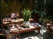 Meditation Garden Closeup