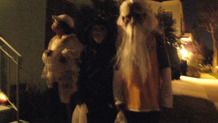 Halloween in Leimert Park