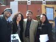 Sho-tyme, Traci Townson,Billy Davis Jr. and Tania-Maria