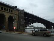 Eads Bridge St. Louis taken by Tania-Maria Xavier