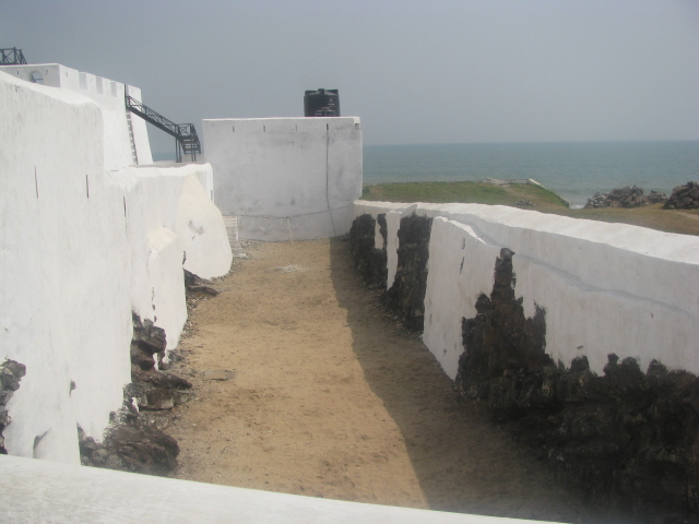 Elmina Slave Dungeon!