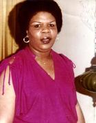 Valdie - Late Wife, 33 Years