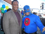 Inglewood Mayor Butts & DangerMan