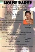 Grad School/Stay-in-LA Fundraiser