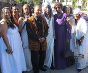 Royal Queens United at the Kwanzaa Parade 2013