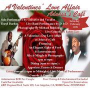 A Valentine's Day Love Affair