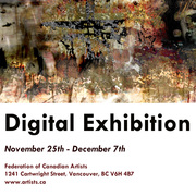 Call for Entries: Digital Imagery Exhibition