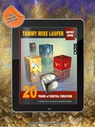NEW-ARTIST BOOK BY TAMMY MIKE LAUFER