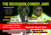 The Recession Comedy Jam
