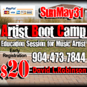 Artist Boot Camp | Education Session for Music Artist