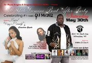 MR.262 OFFICIAL GEMINI BOAT AFTERPARTY