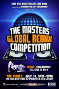 """ A GLOBAL REMIX BLEND CONTEST WITH SAMASH.COM"""