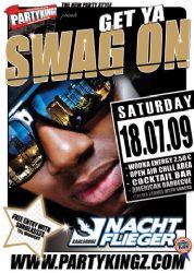 Get Ya Swag On @ Nachtflieger Karlsruhe (GER)