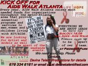 Aids Walk Kick OFF and Final Registration