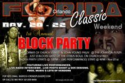 1ST ANNUAL CROWDPLEASERZ CLASSIC WEEKEND BLOCK PARTY